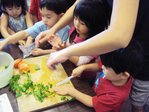 Three-Year-Old Program